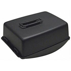 KlickFix Bike Box 12 Liter for GTA black